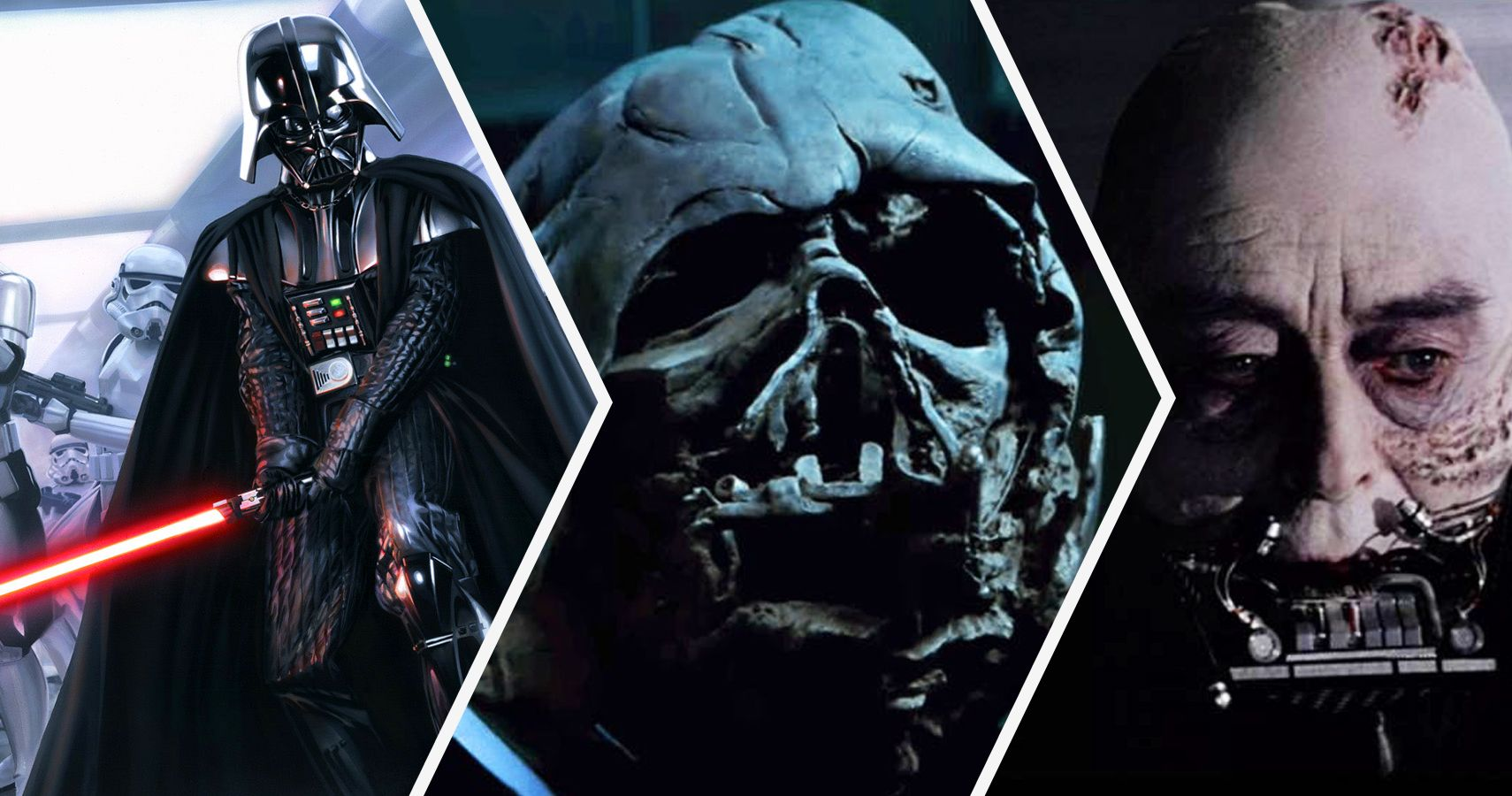Star Wars 15 Weird Facts About Darth Vaders Helmet