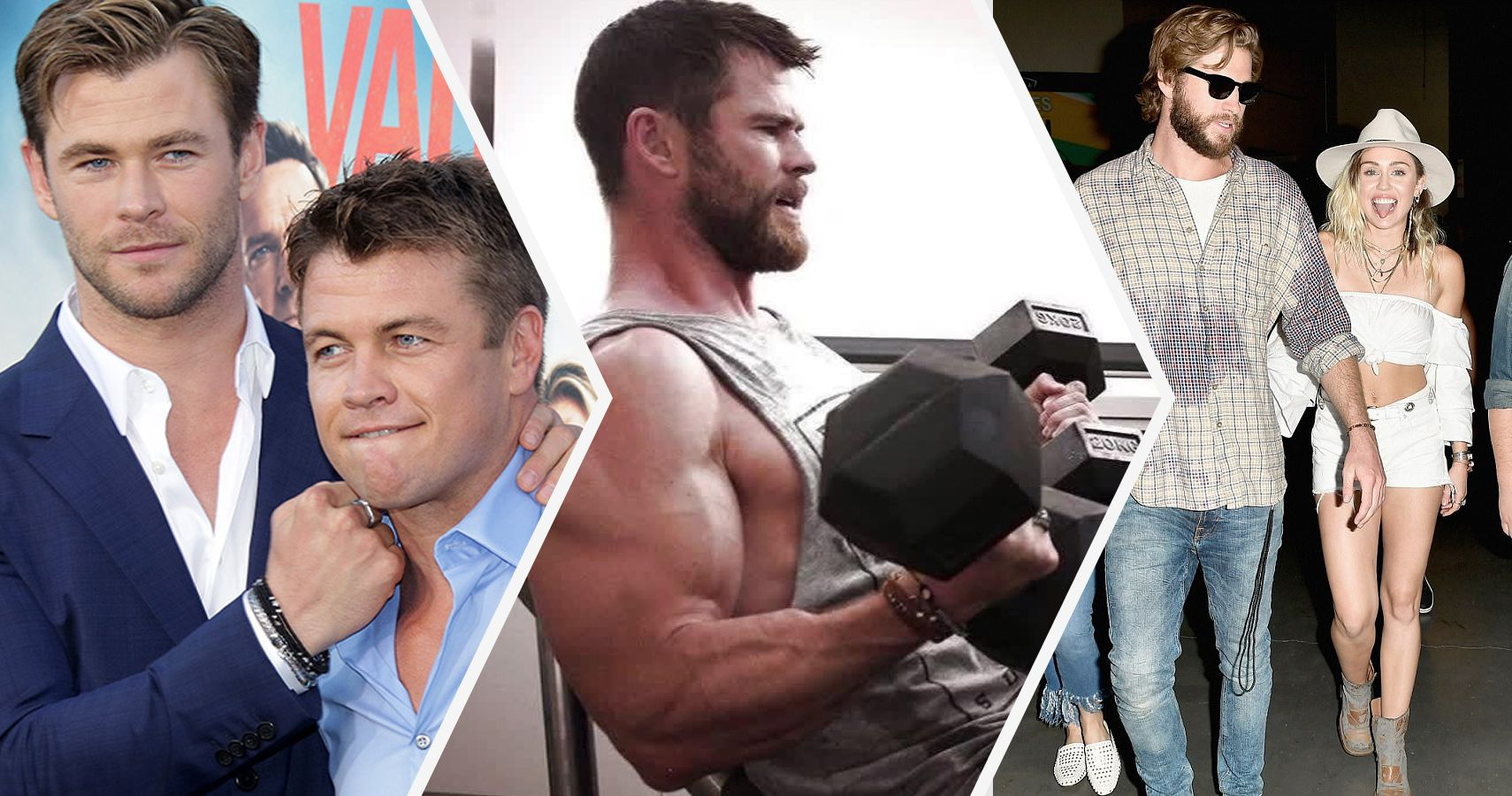 21 crazy secrets about chris hemsworth and his brothers