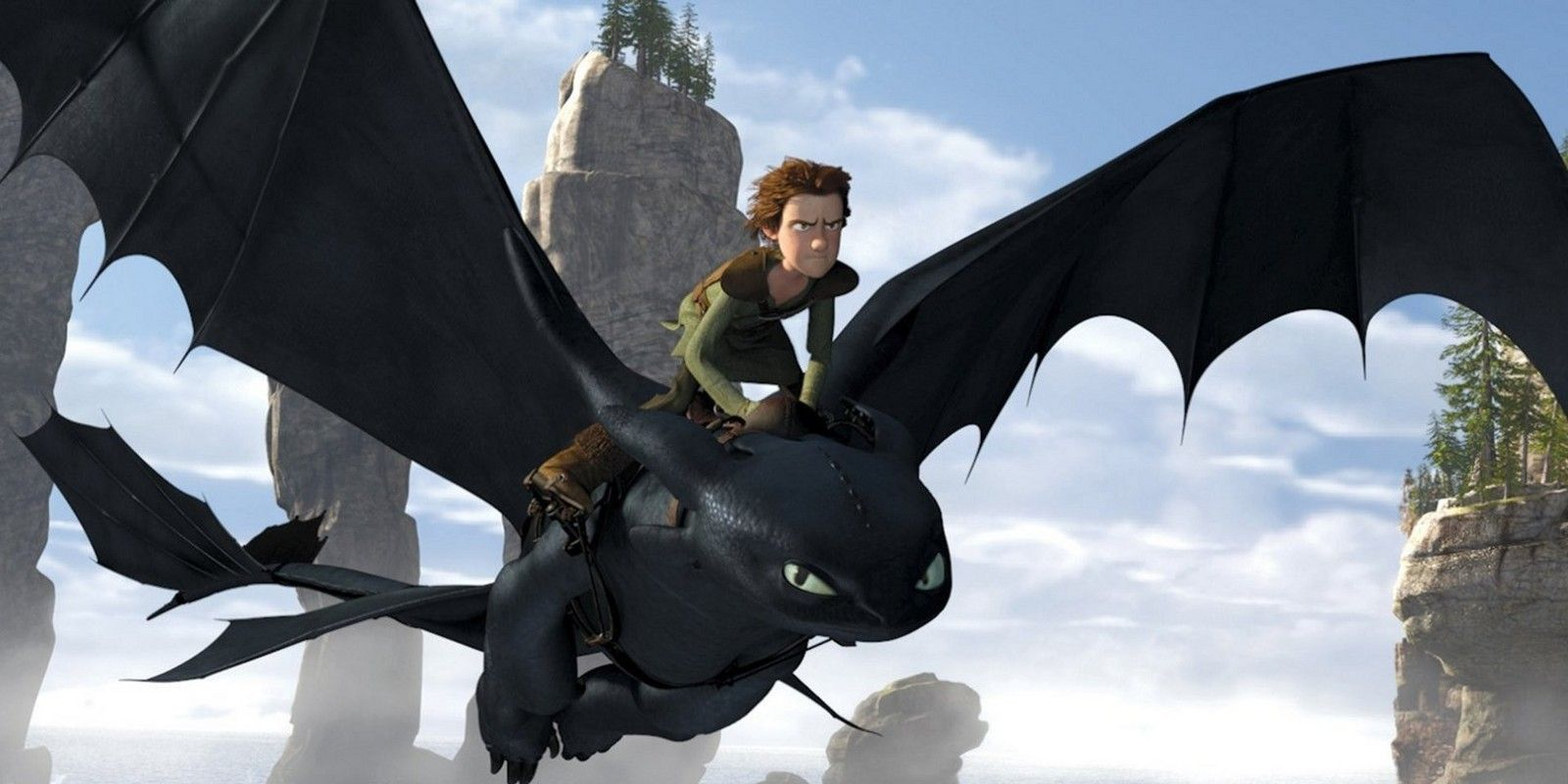 How To Train Your Dragon: All The Dragon Species | ScreenRant