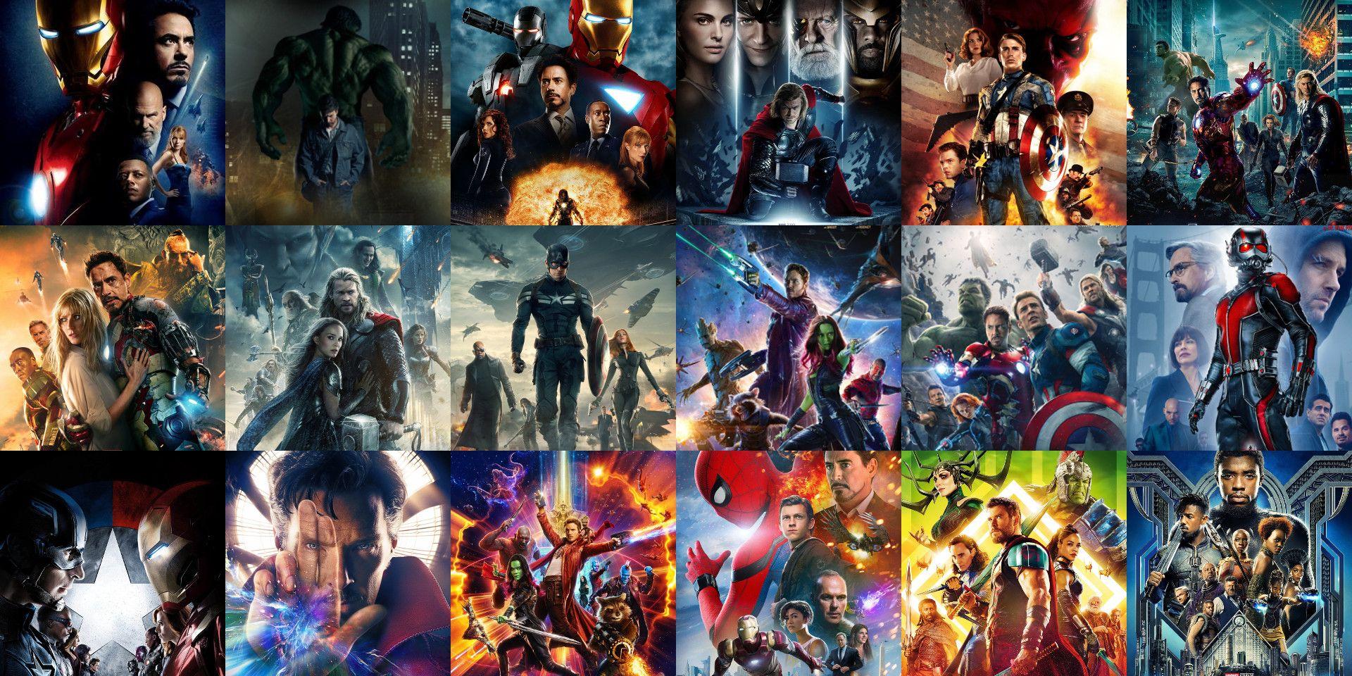 List of films based on Marvel Comics - Wikipedia
