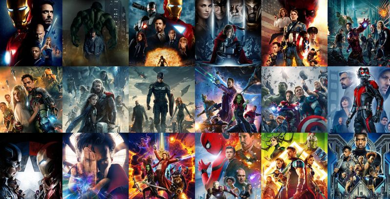 What Is The Total Runtime Of Every MCU Movie? | ScreenRant