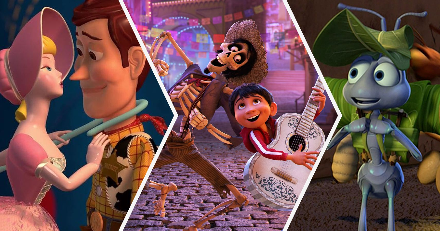 Toy Story In Coco