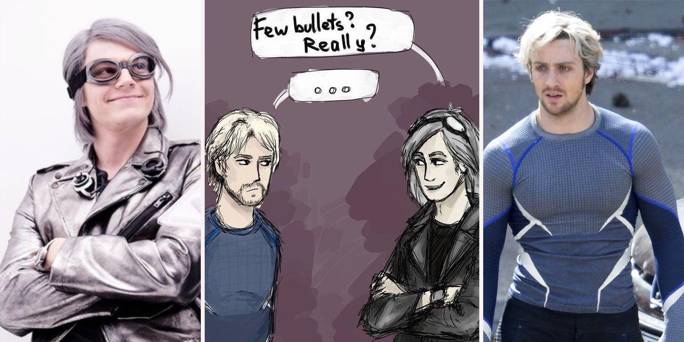 25 Quicksilver vs Quicksilver Memes That Show X-Men Is Better Than