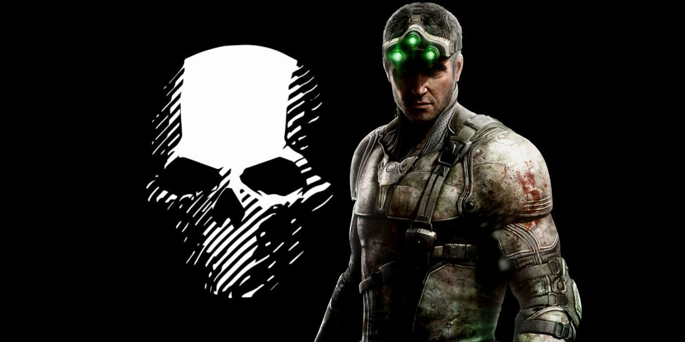 Splinter Cell S Sam Fisher Is Joining Ghost Recon Wildlands