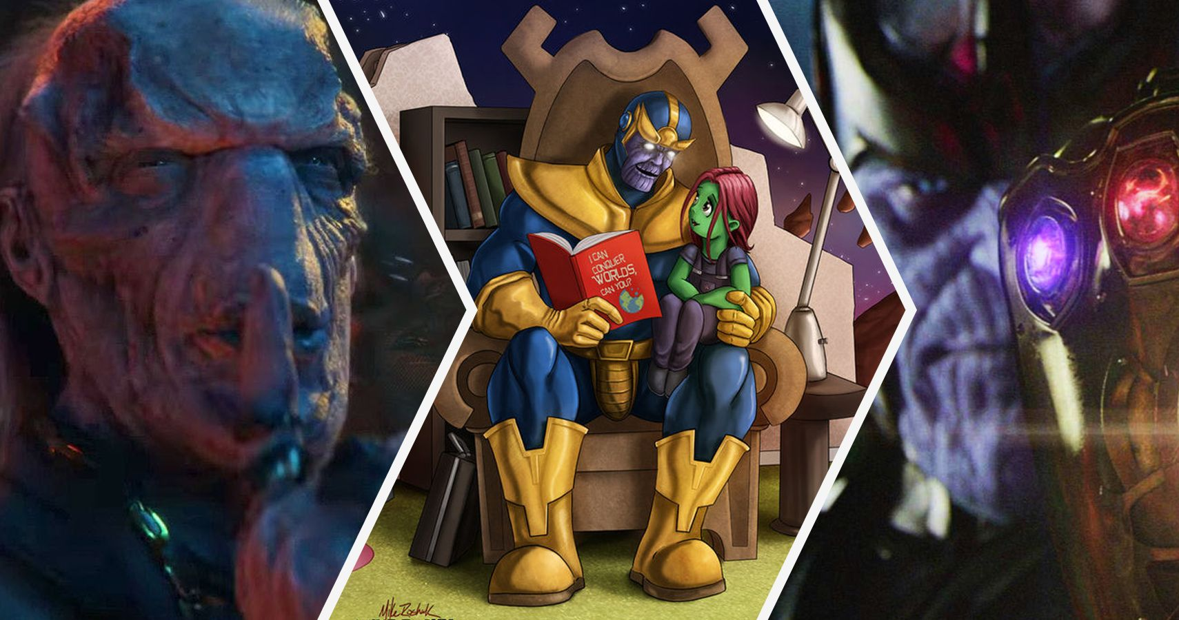 15 Things Everyone Gets Wrong About Thanos Screenrant