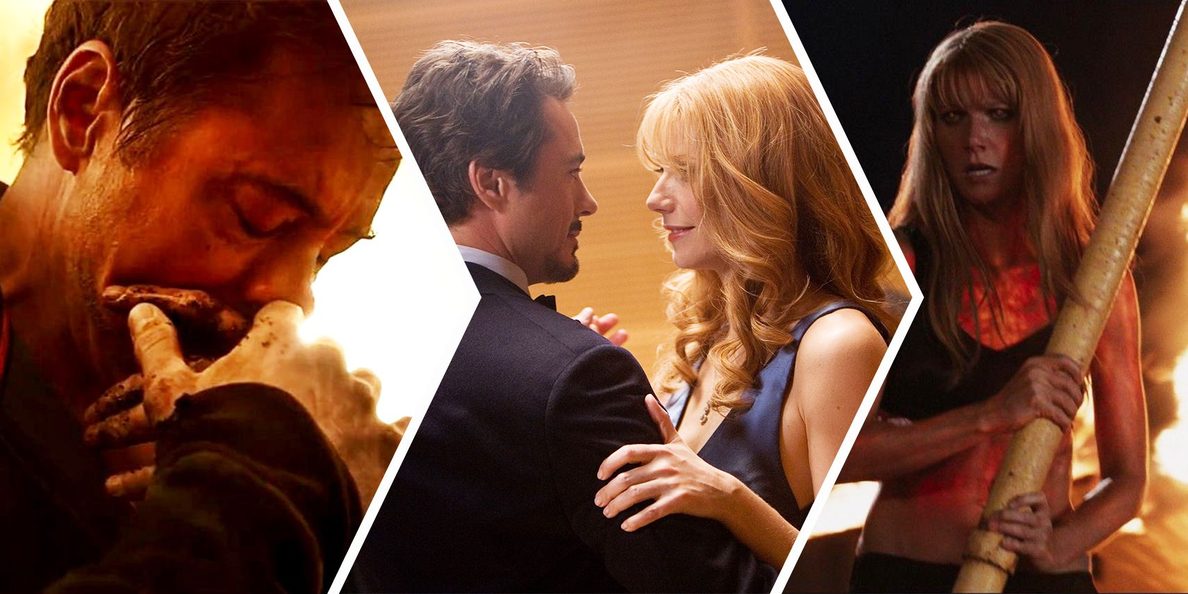 What Fans Know Of Tony Stark & Pepper Potts | ScreenRant
