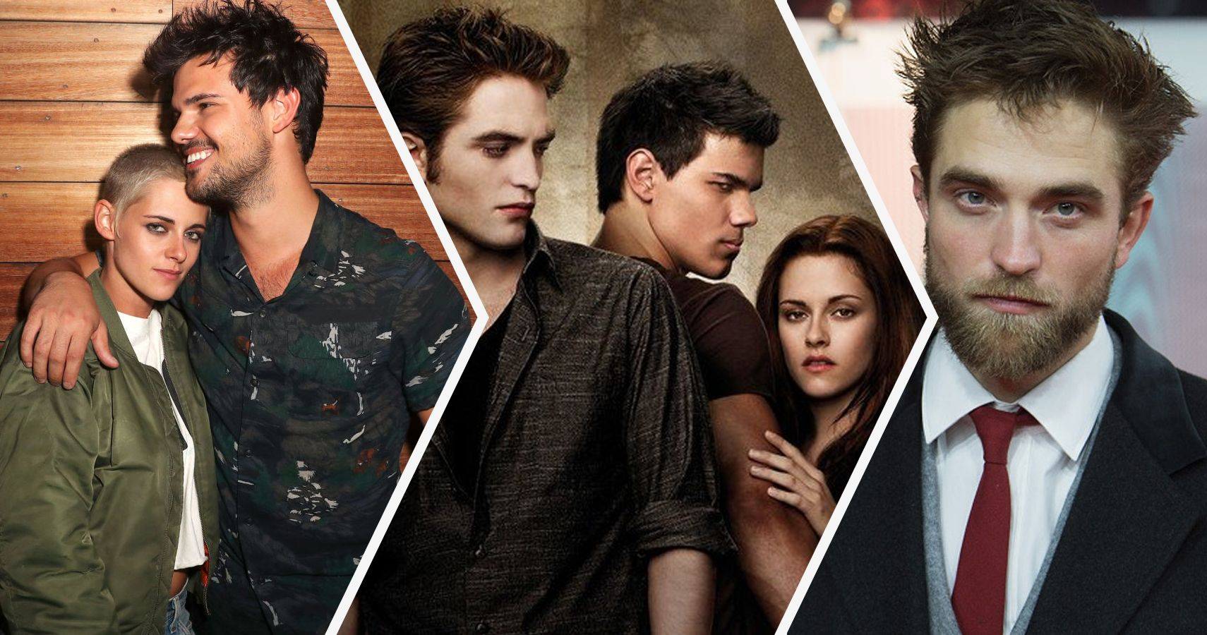 what the cast of twilight looked like in the first movie vs now