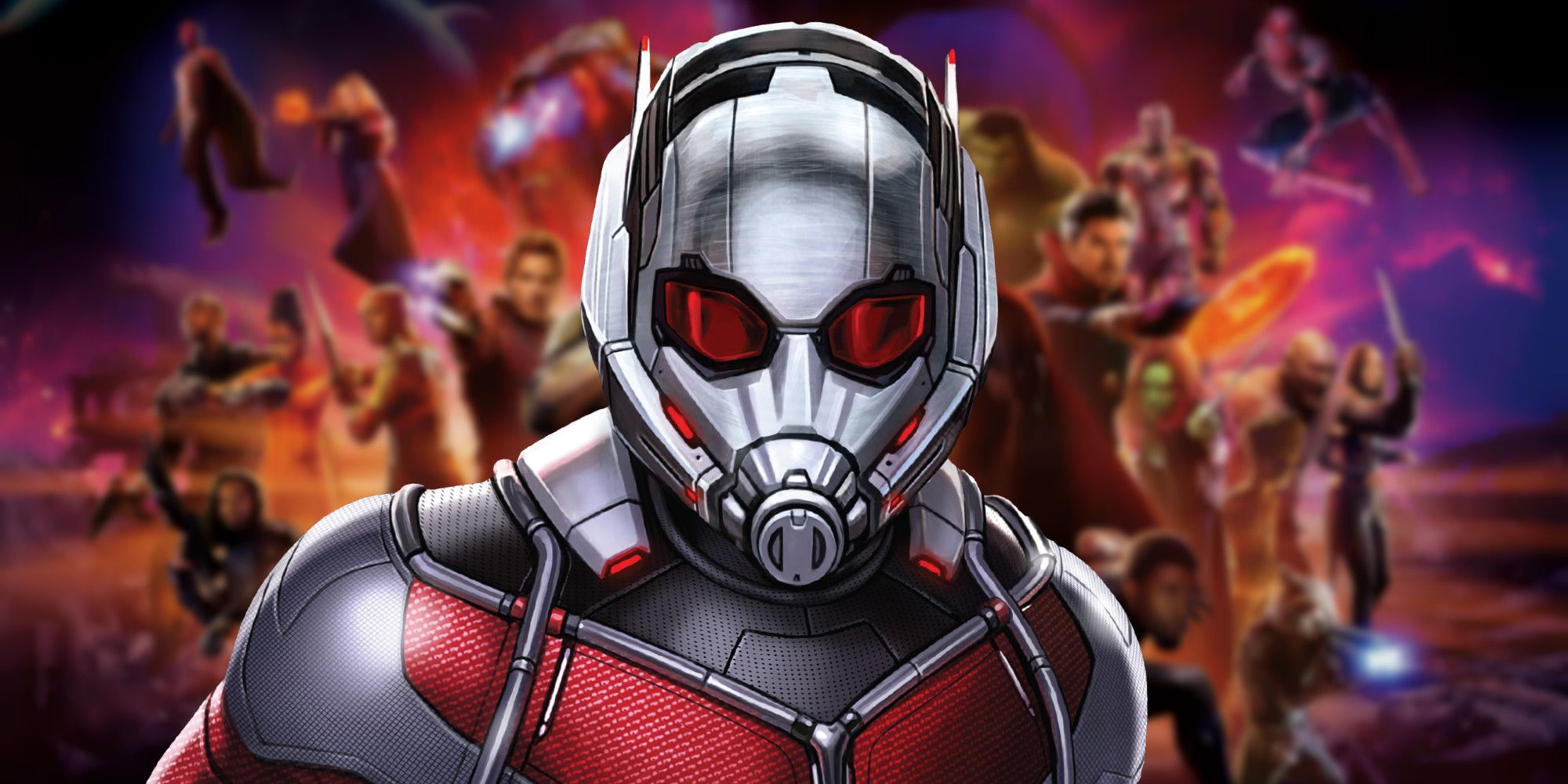 It's just a graphic of Exhilarating Pics of Antman
