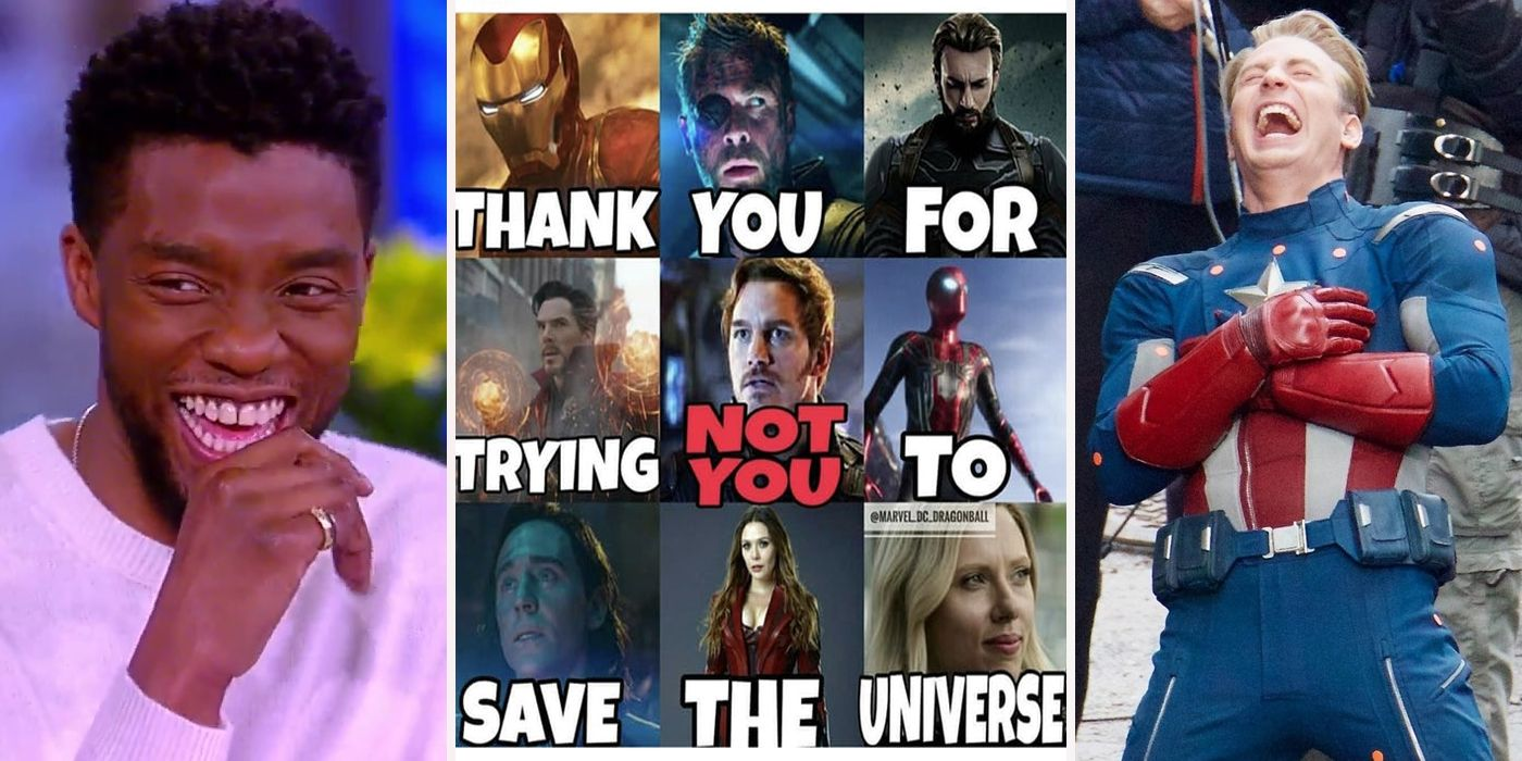 Memes About Infinity War