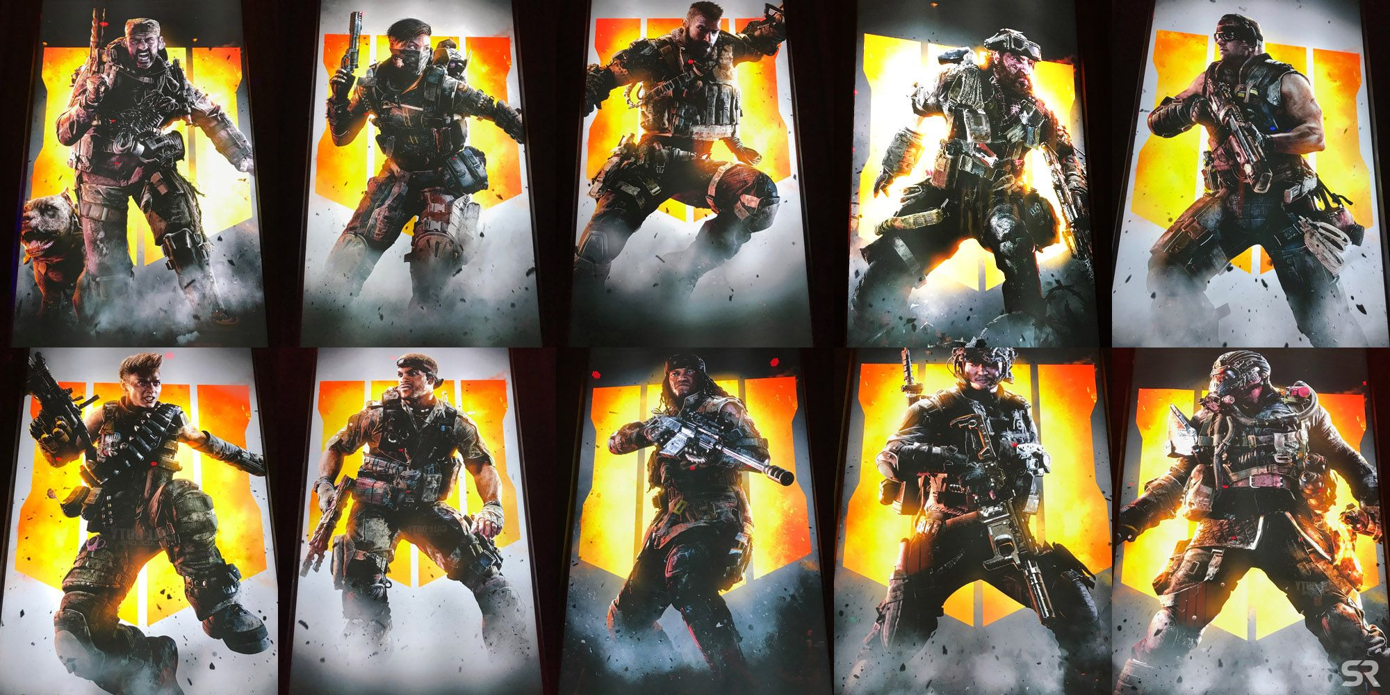 All 10 Call Of Duty Black Ops 4 Specialists Revealed