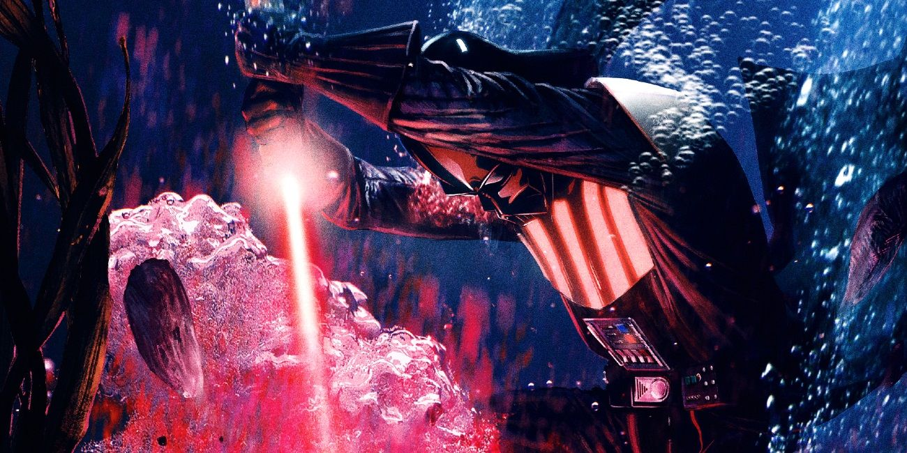 Star Wars: 10 Powers Fans Didn't Know Darth Vader Has (And 10