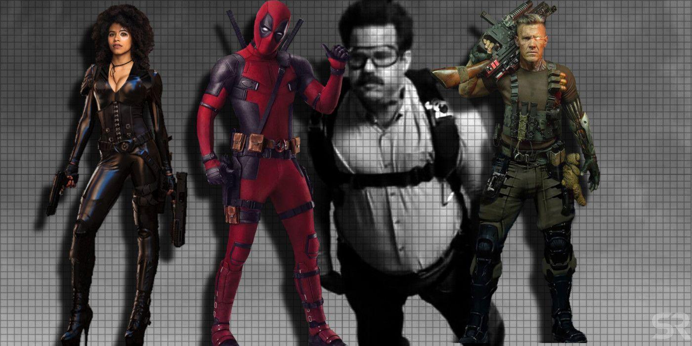 Deadpool 2 Cast Character Guide Screen Rant