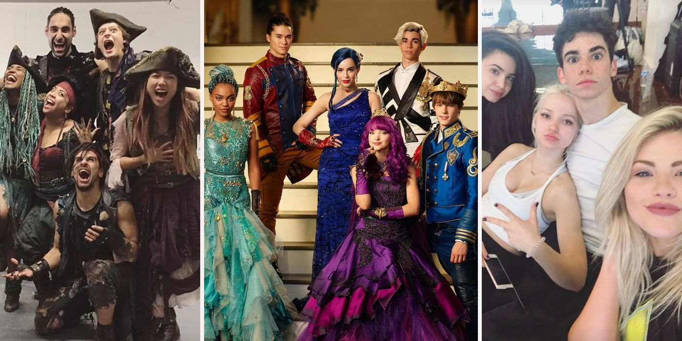 20 Crazy Things Only True Fans Know About Descendants