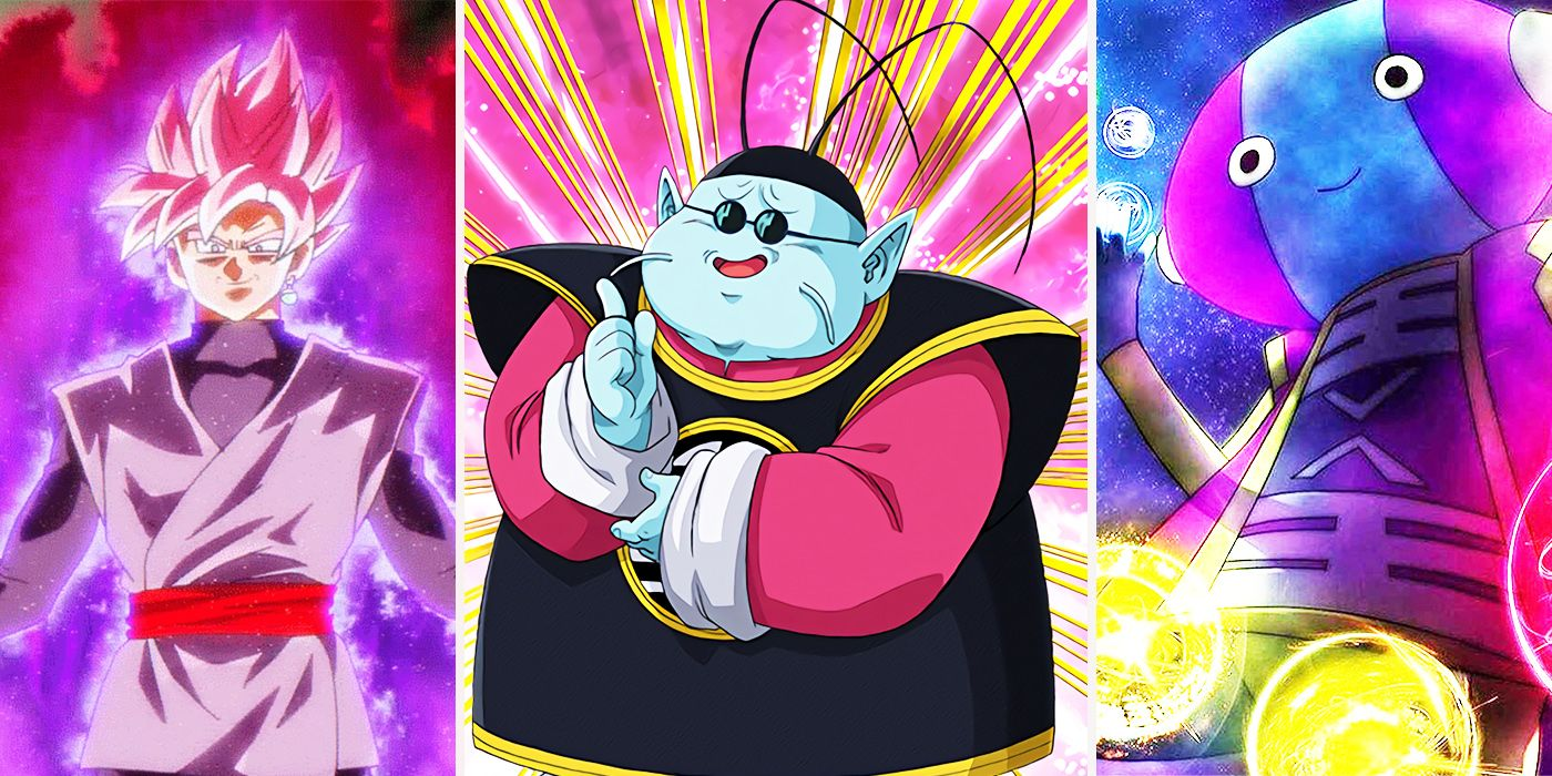 Dragon Ball 10 Gods Weaker Than Mortals And 10 Stronger