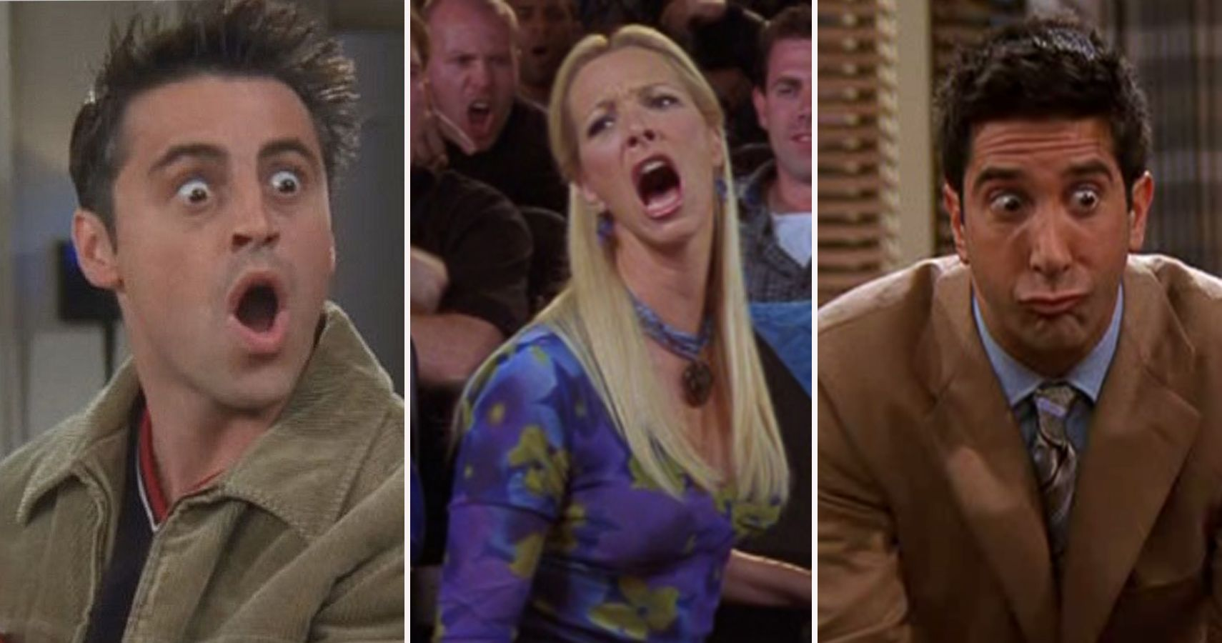 25 Things About Friends That Made No Sense | ScreenRant