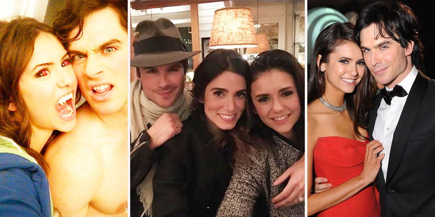 Nina dobrev and derek hough dating again after being cheated