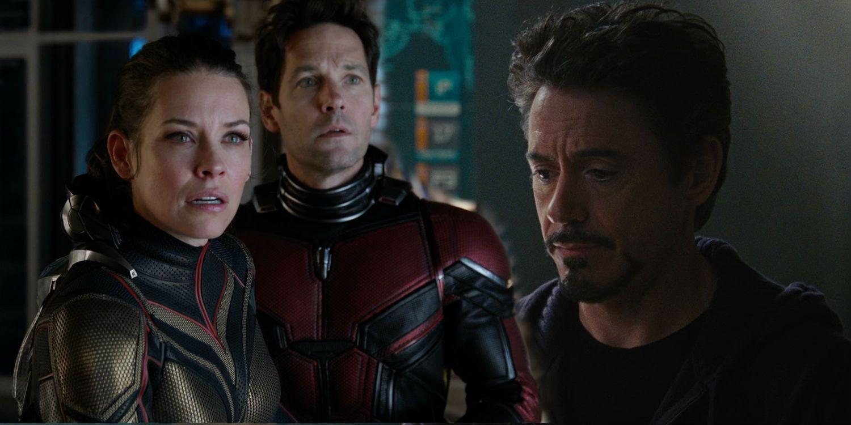 Iron Man 2: Ant-Man & The Wasp Includes Iron Man 2 Callback