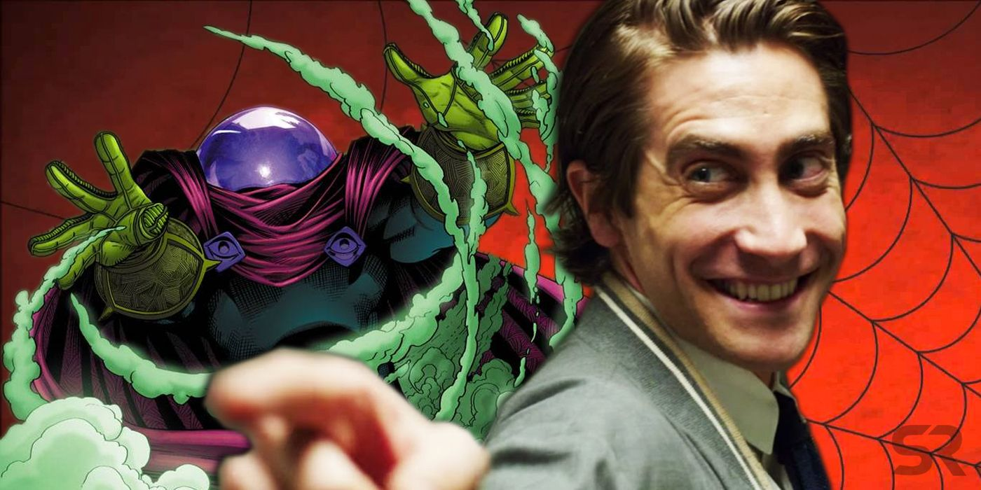 Image result for gyllenhaal mysterio