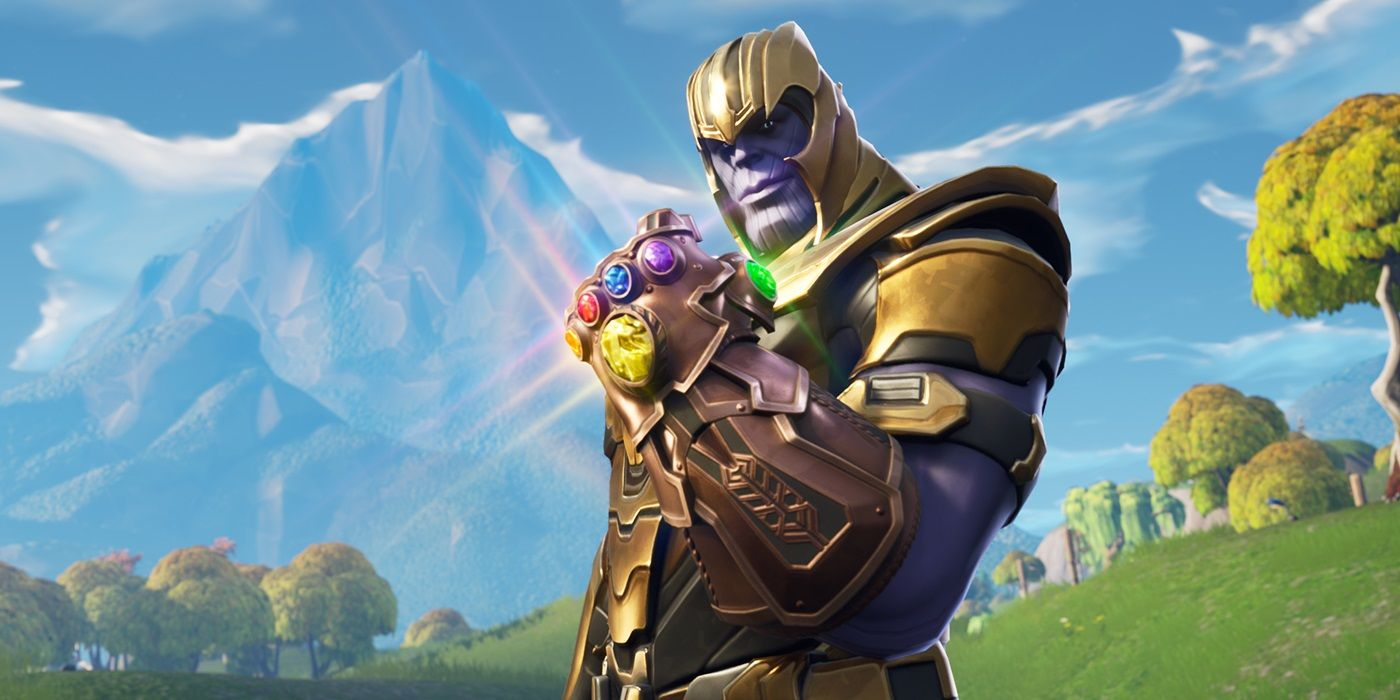 Watch Josh Brolin React To Thanos Sick Fortnite Dance Moves