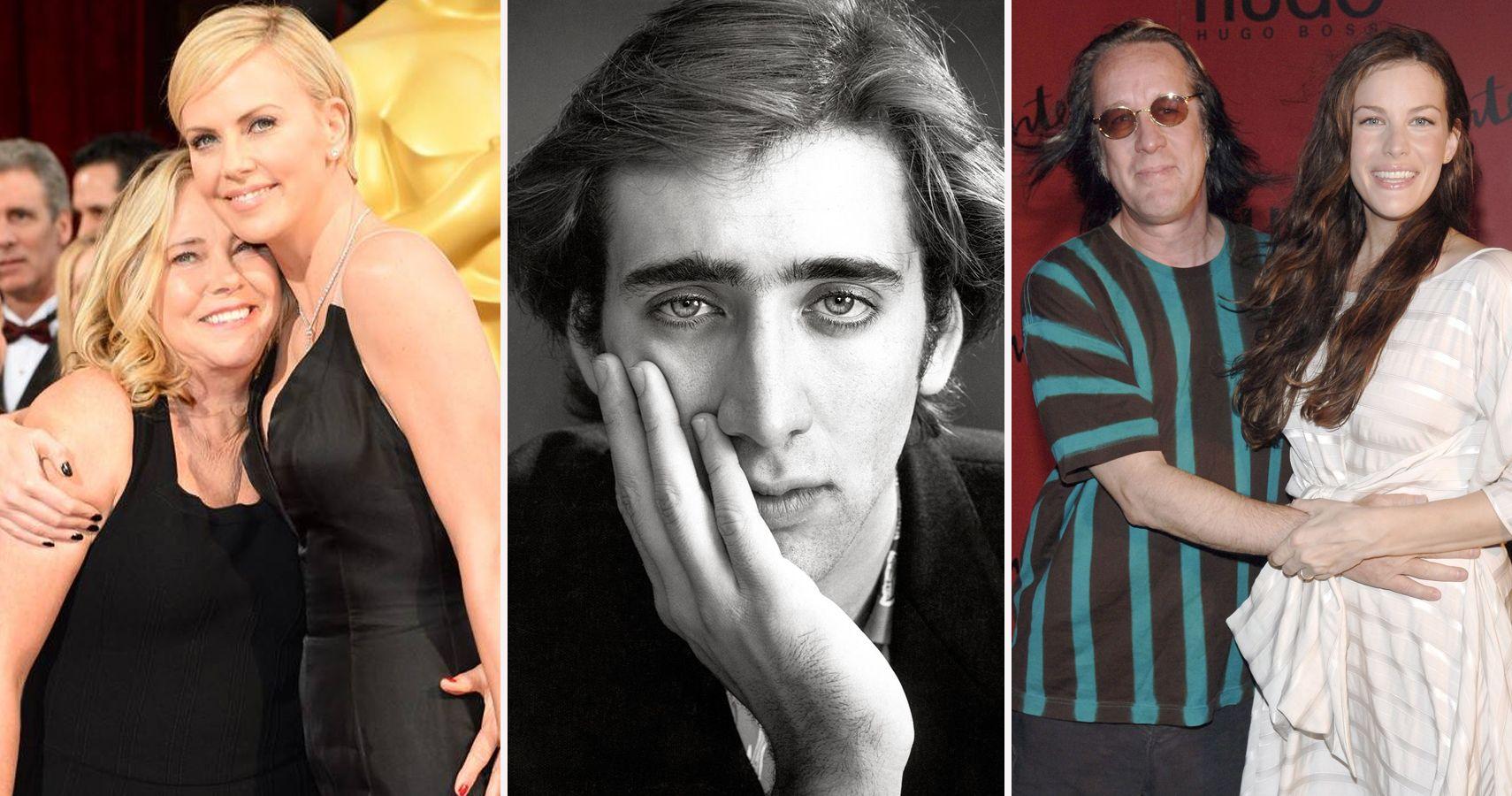 Secrets of famous families