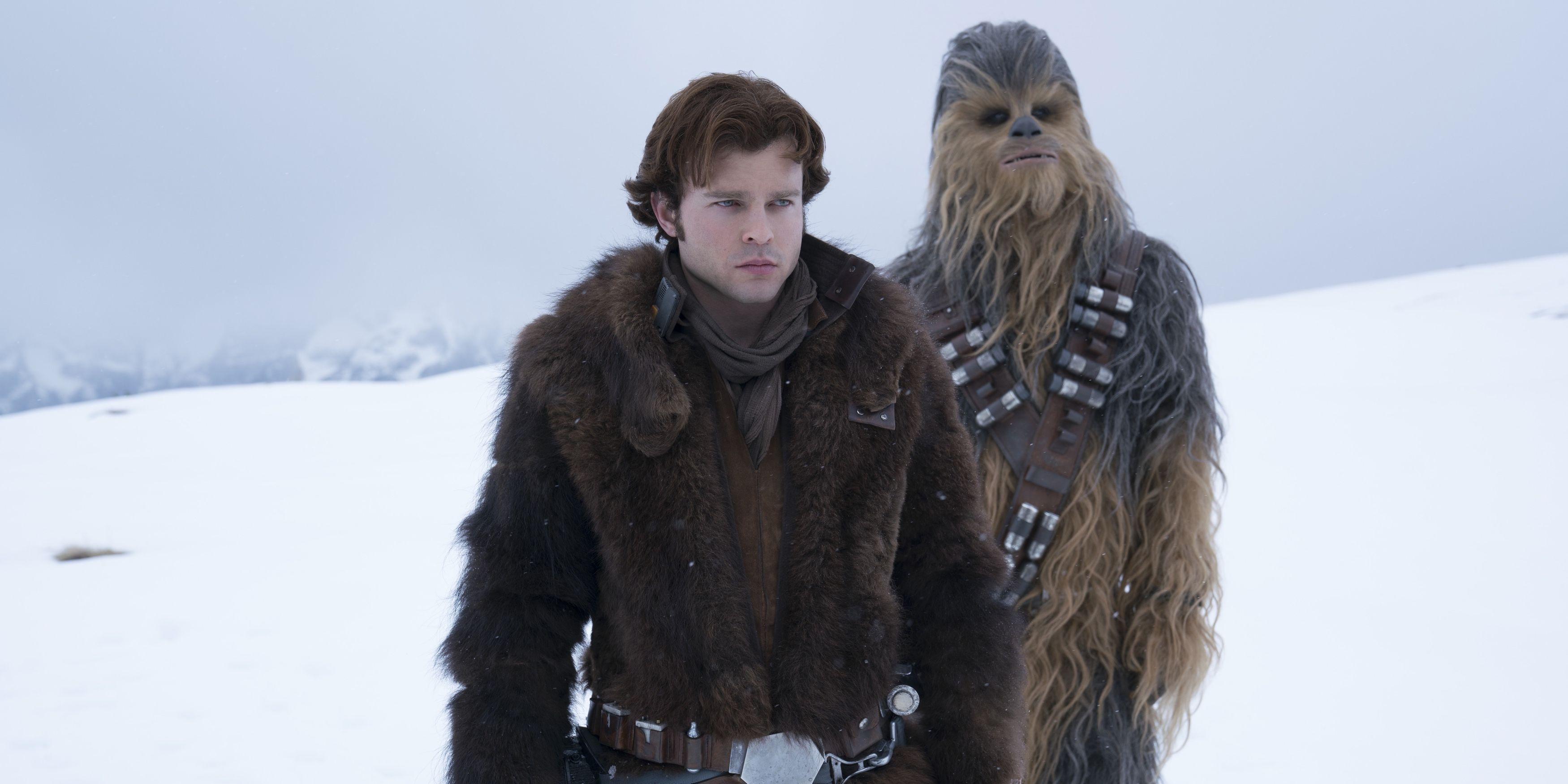 Solo: Solo: A Star Wars Story Has Massive 77 Percent Box Office Drop