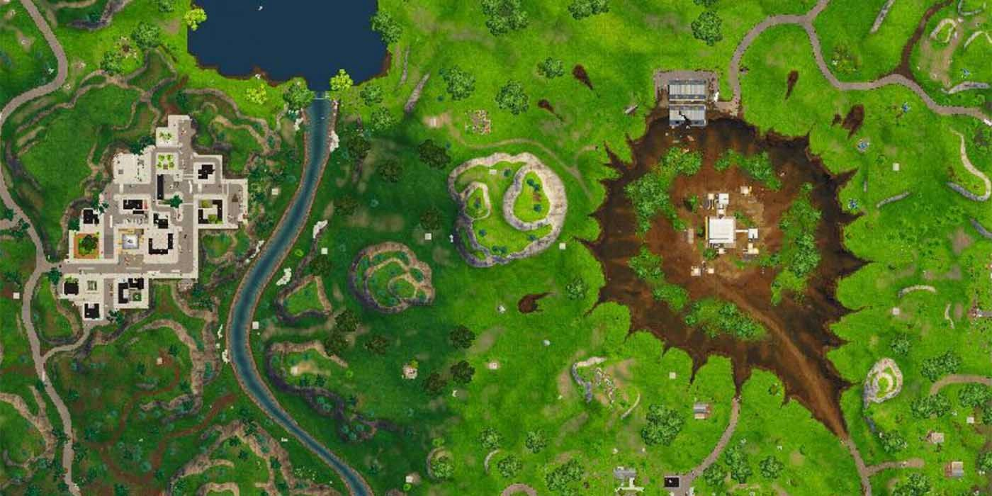 - fortnite map update today