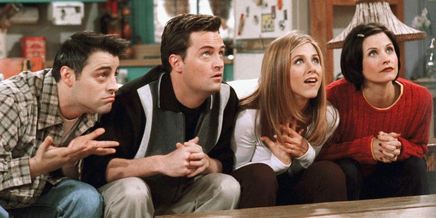 30 Mistakes Fans Completely Missed In Friends Screenrant