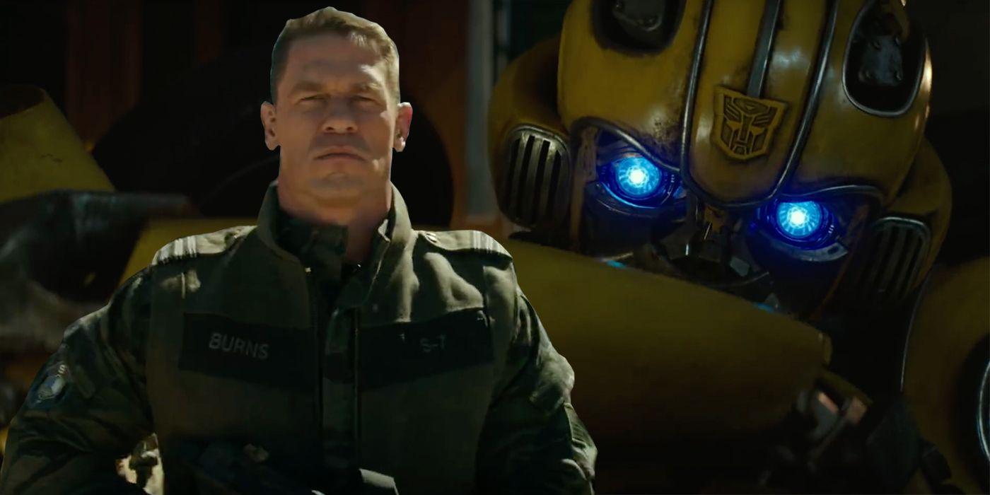 John Cena o odgrywaniu złej postaci w Bumblebee