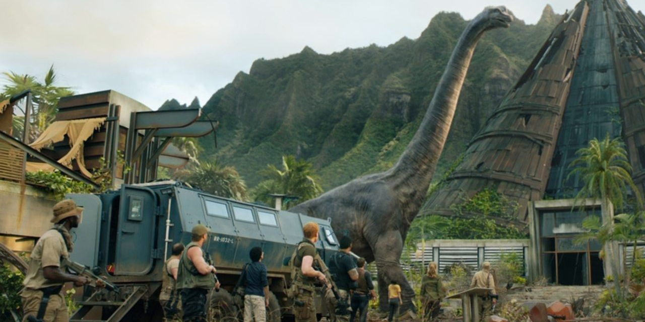 Fallen Kingdom Shows the Death of the Original Jurassic Park