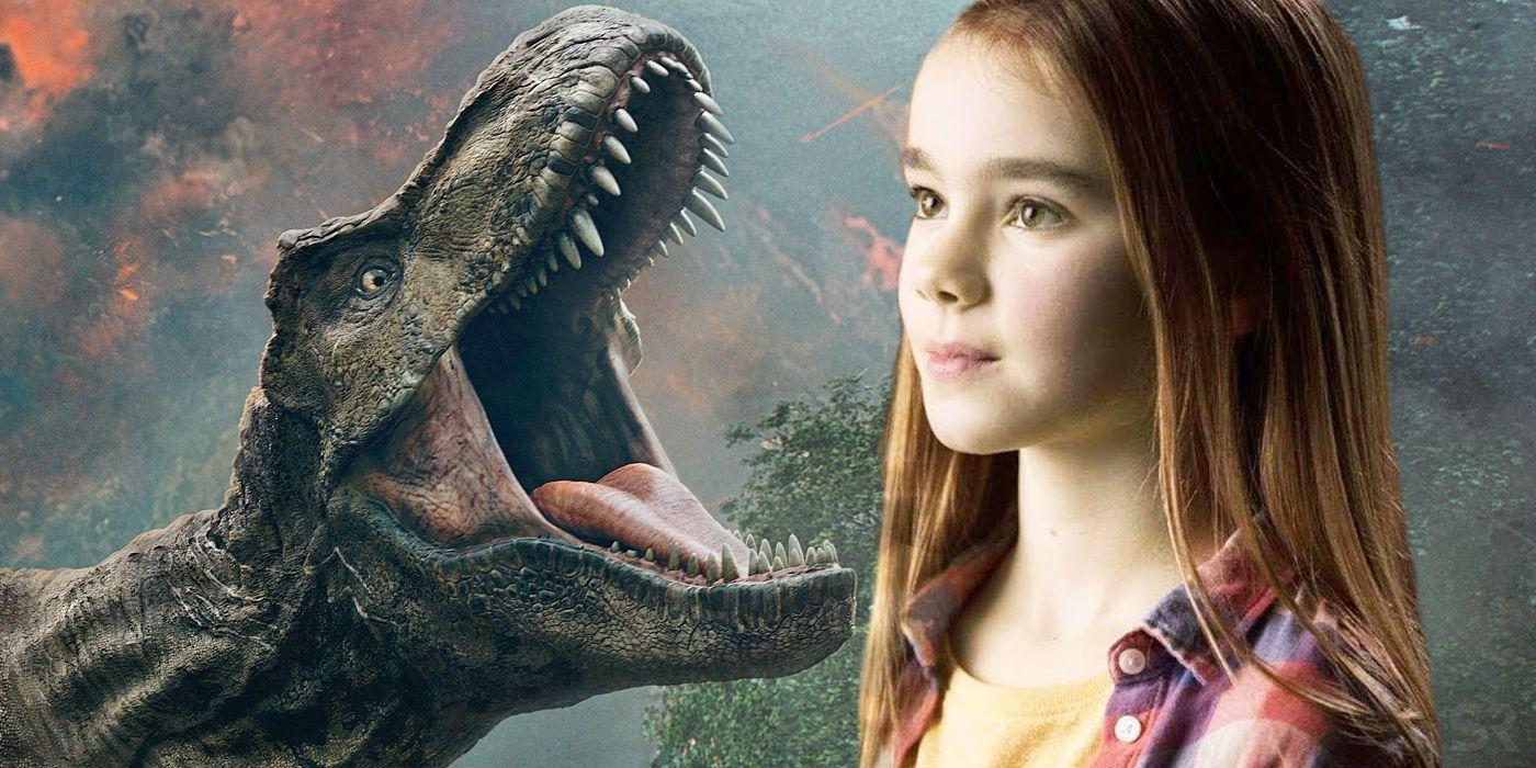 Jurassic World 2 2021