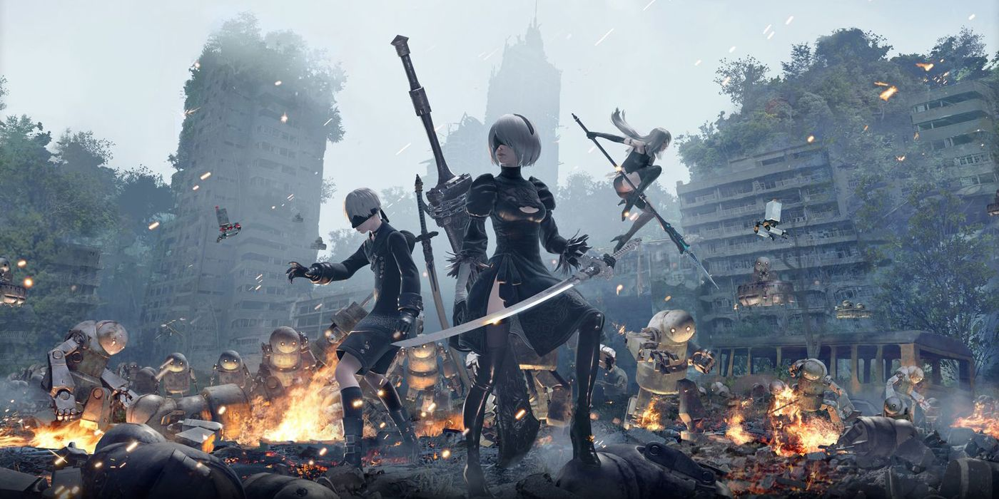 Nier Automata Nude Mode Downloadefasrers
