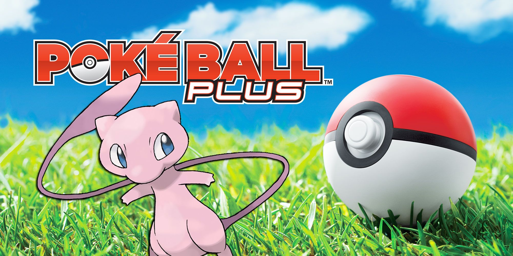 Image result for The Poké Ball Plus will come with a free Mew