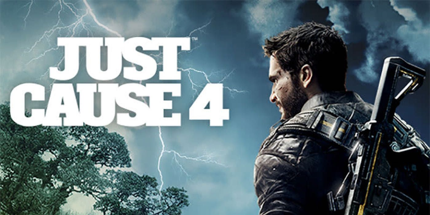 Just Cause 4 Wallpaper: Just Cause 4 Trailer: Rico Rodriguez Versus A Tornado