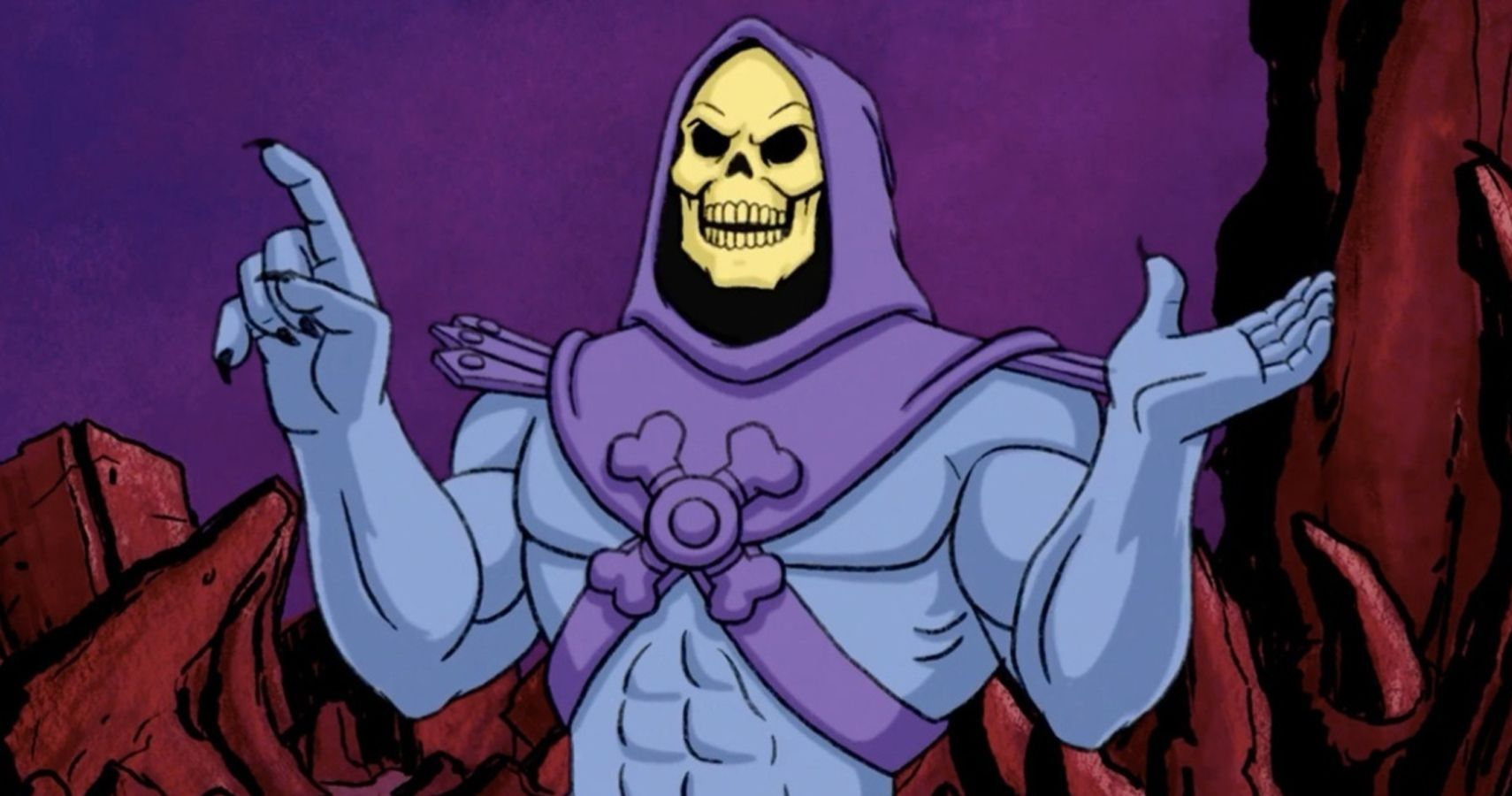 Image result for skeletor
