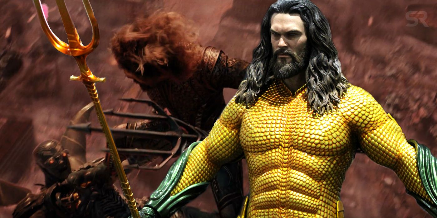 Aquaman S Comic Accurate Suit Doesn T Retcon Justice League