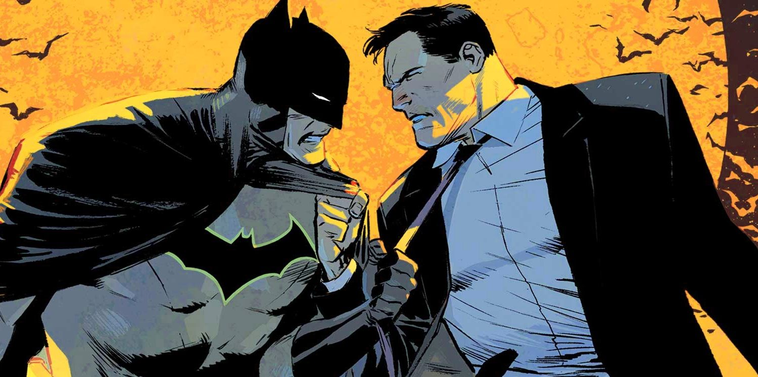 Know one dick grayson becomes batman
