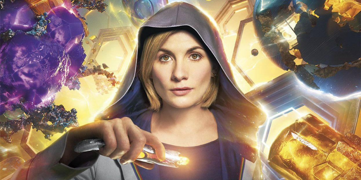 Jodie Whittaker Doctor Who Wallpaper