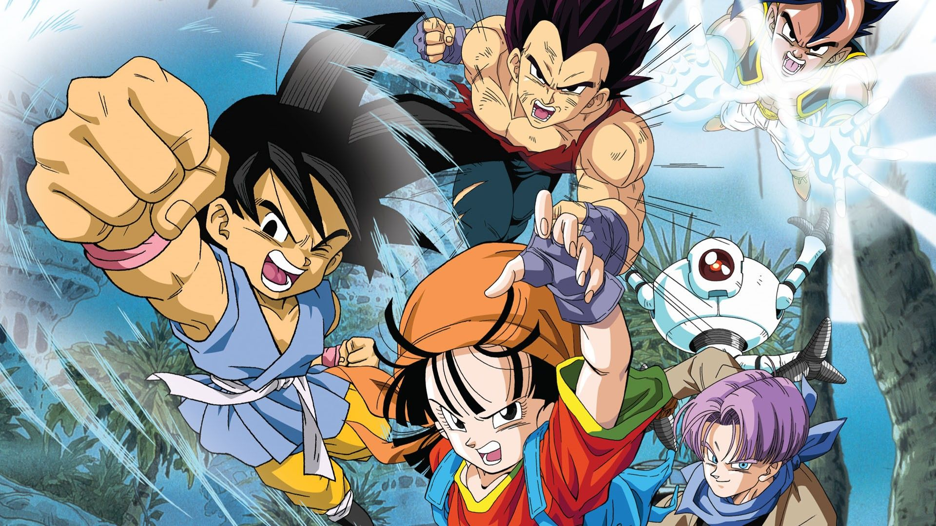 20 Crazy Things Only True Fans Know About Dragon Ball Gt