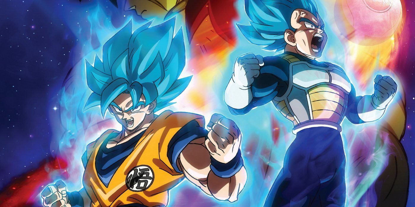 Dragon Ball Super: Broly Trailer Highlights Epic Battle with Goku & Vegeta