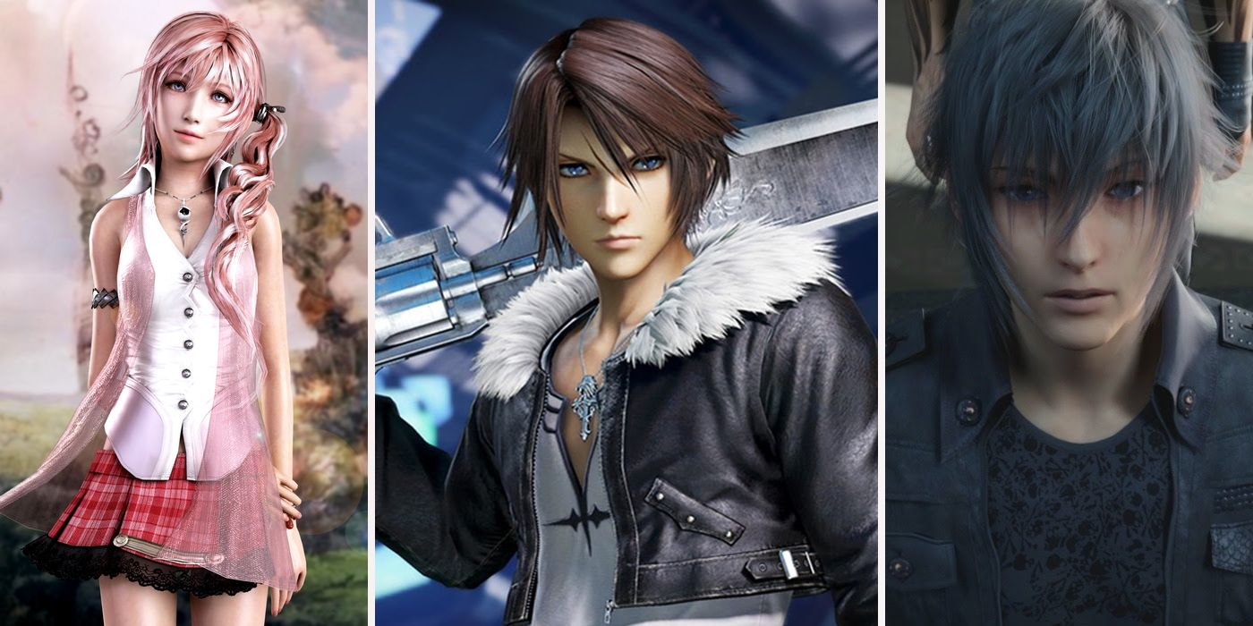 final fantasy every end boss ranked from weakest to most - 1400×700