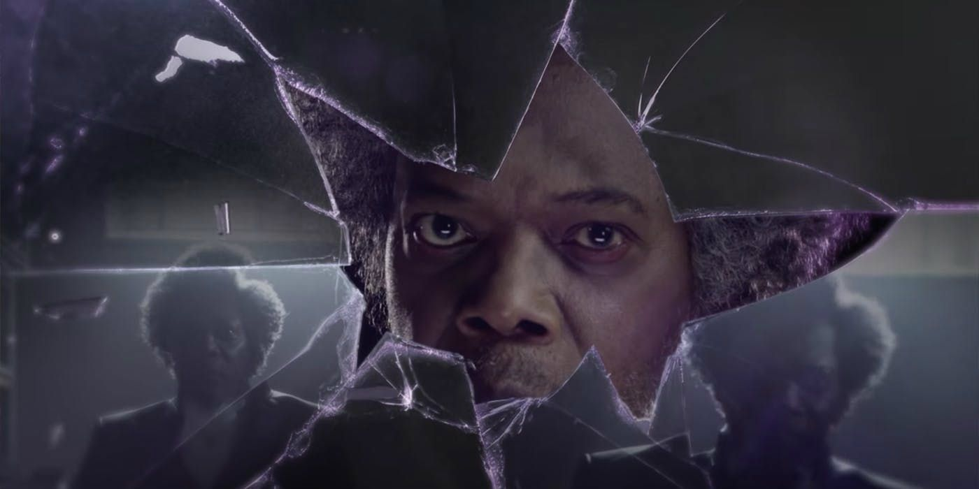 Mr Glass Film