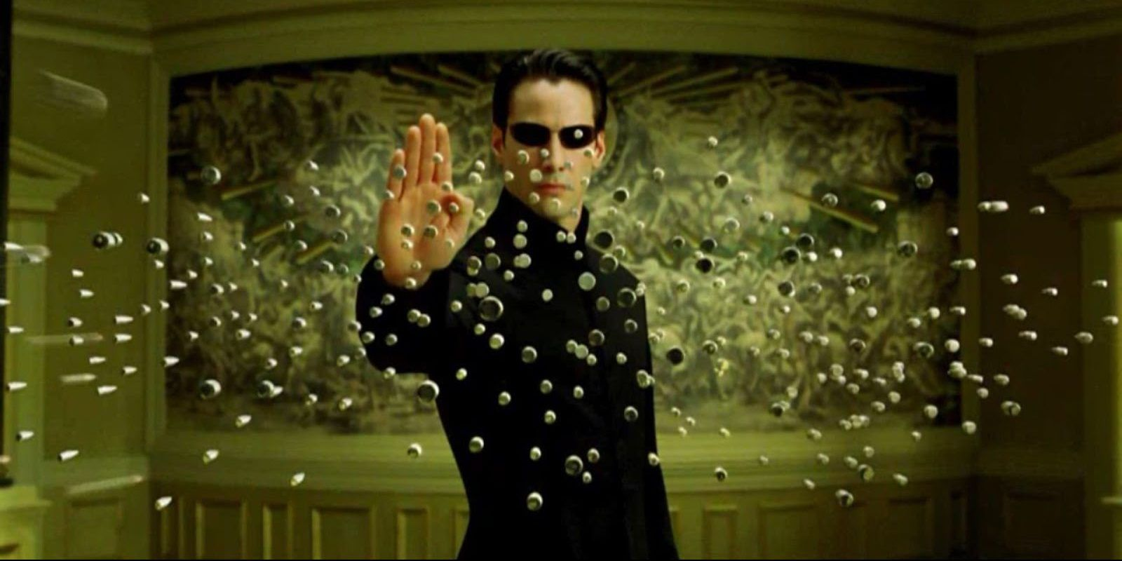 The Matrix 4 Filming Causes Explosive Damage in San Francisco