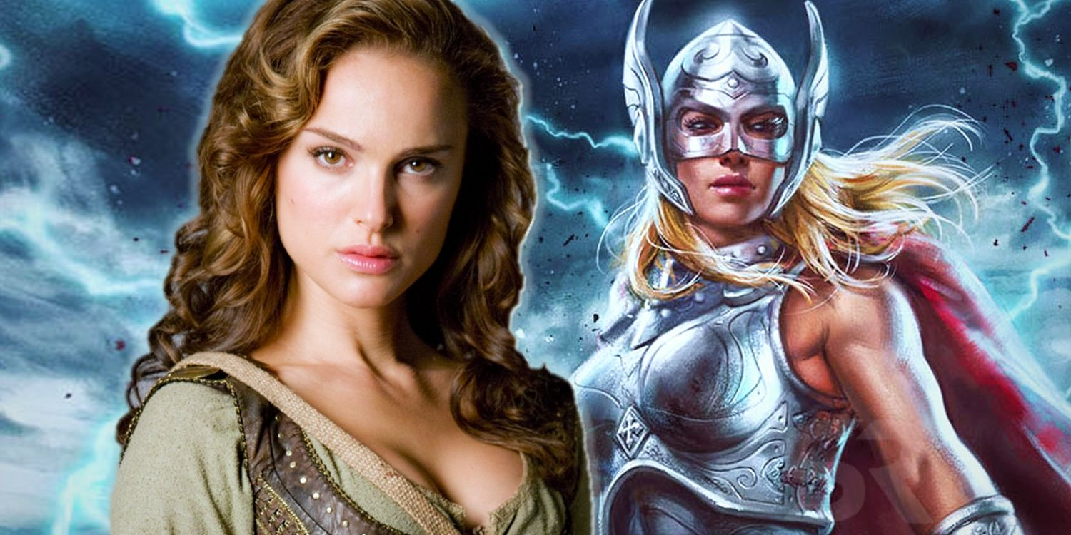 Female Thor Explained: How Jane Foster Became Worthy