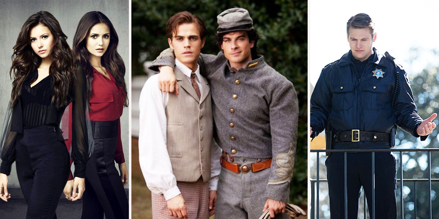 20 Things Wrong With The Vampire Diaries We All Choose To Ignore