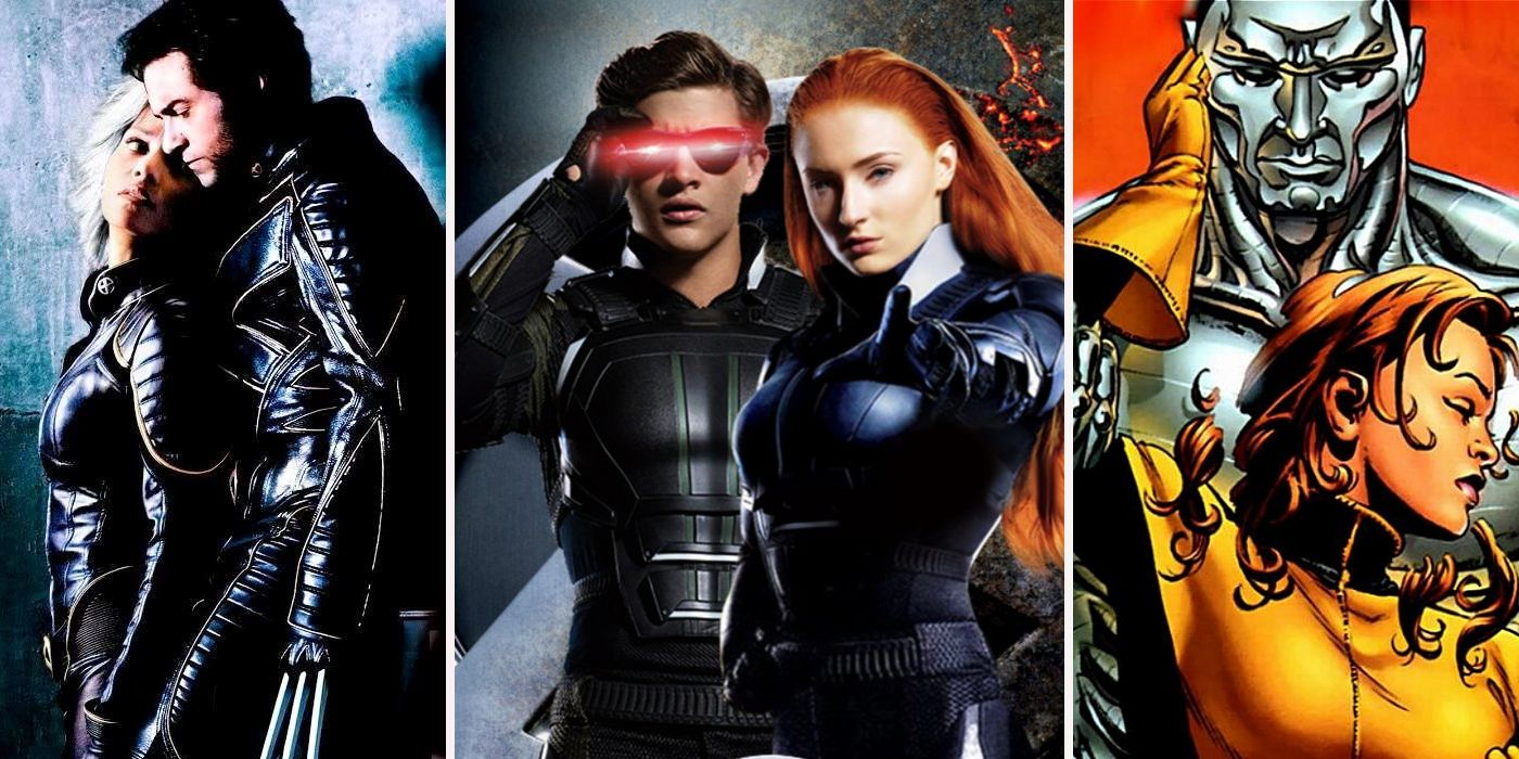 10 Couples That Hurt The X-Men (And 10 That Saved Them)