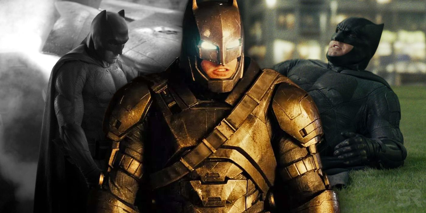 Ben Affleck's Batman: Our Thoughts, Five Years After His ...