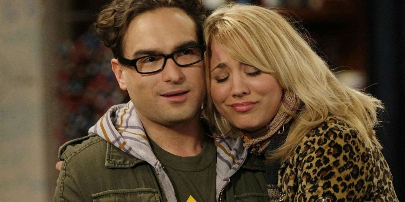 do leonard and penny dating in real life