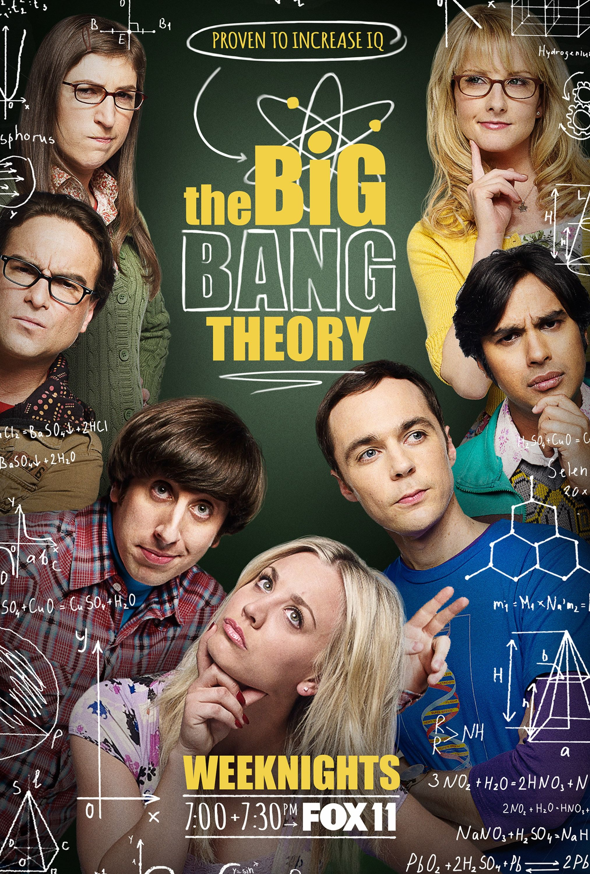 The Big Bang Theory Screenrant