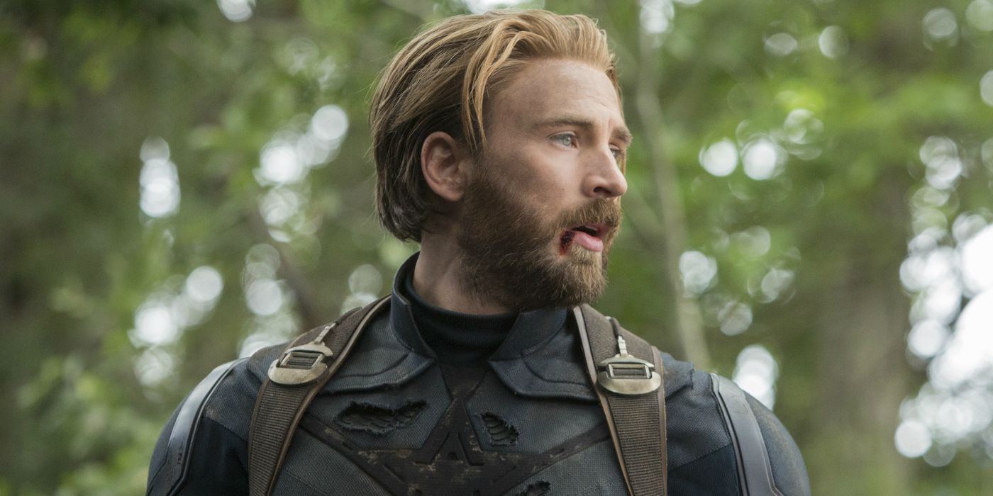 Avengers: Endgame Fan Art Imagines Captain America's Bloody Death