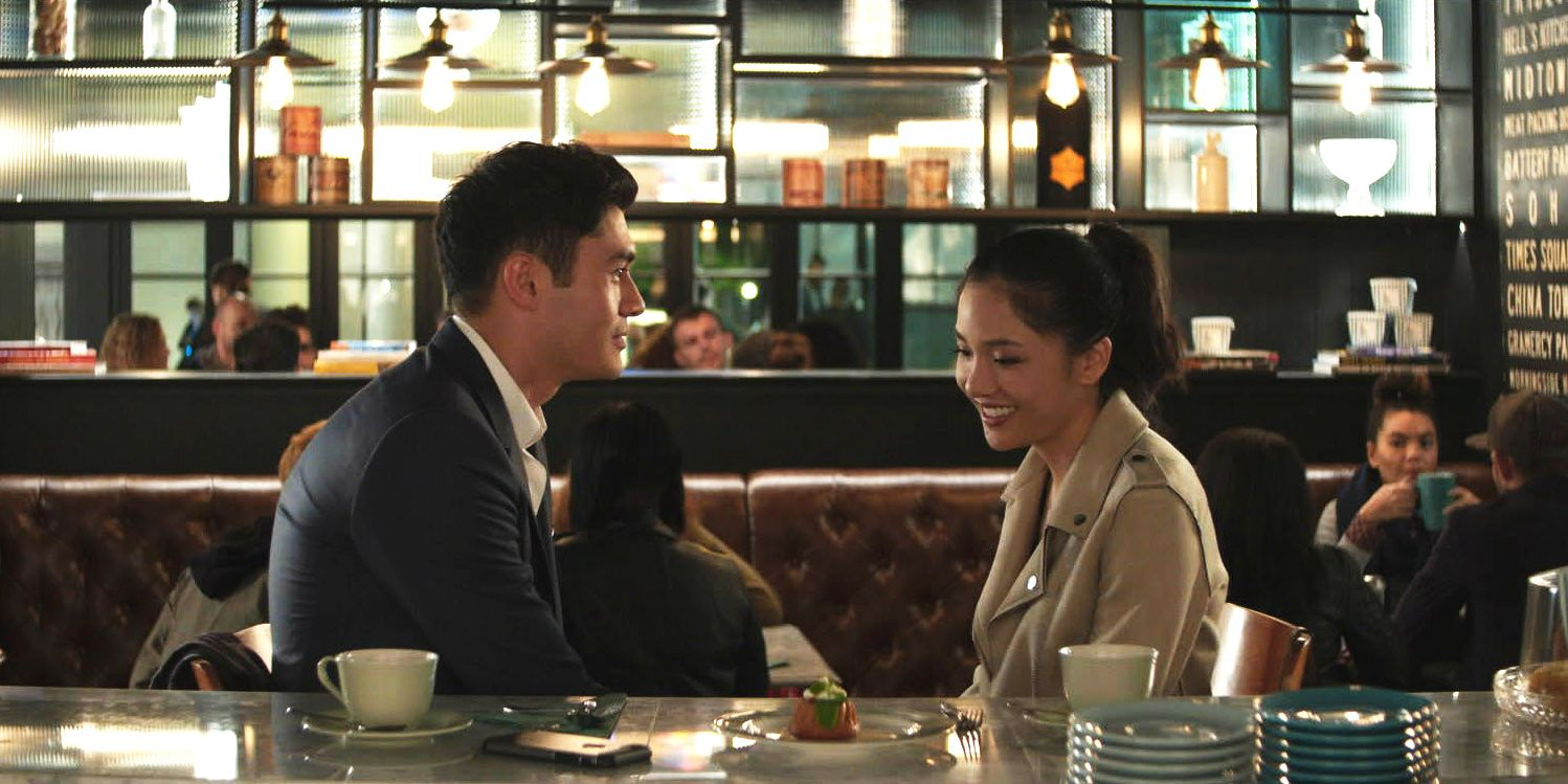 crazy rich asians has biggest rom com opening since trainwreck. Black Bedroom Furniture Sets. Home Design Ideas